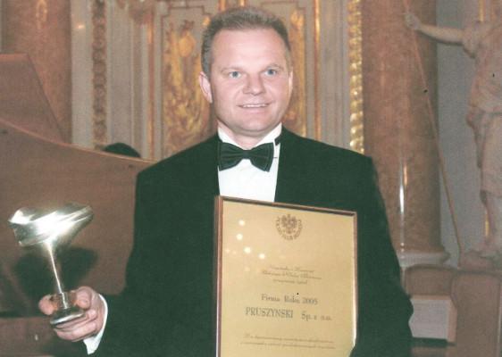 Основатель и собственник группы компаний «Прушиньски» Кшиштоф Прушиньски