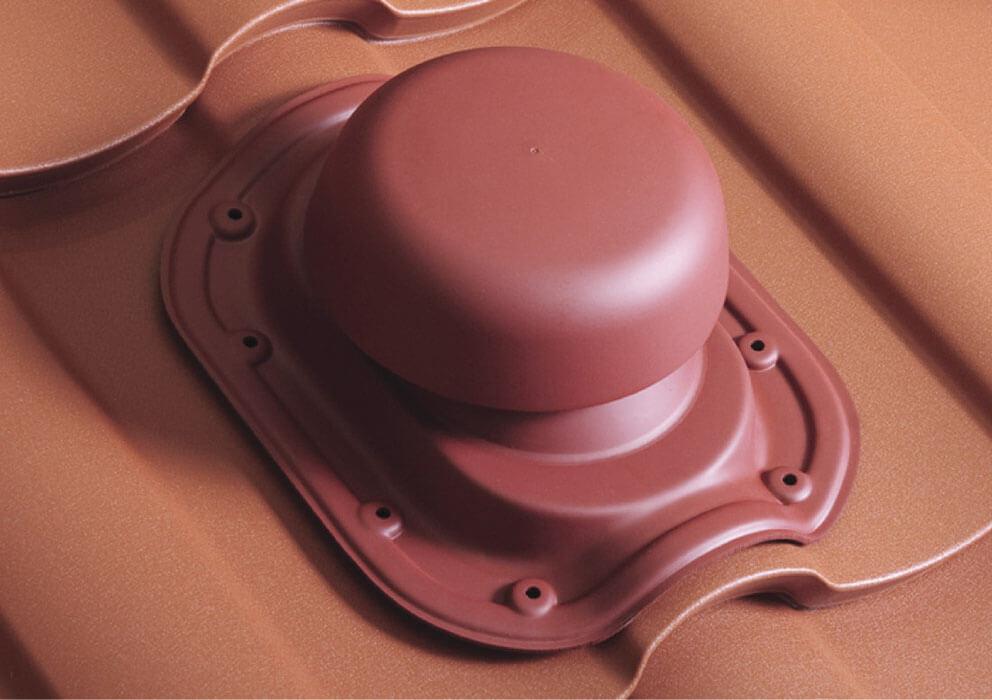 Фото Вентиляційні виходи для металочерепиці