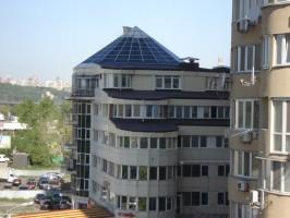 Киев, Днепровская Набережная