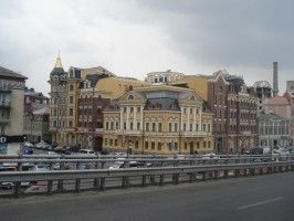 Киев, ул Игоревская