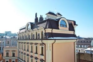Киев, ул. Волошская