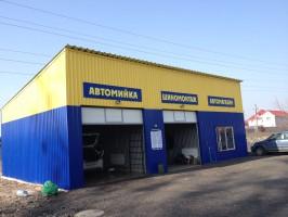 с. Мыла, поставка профнастила и аксеcсуаров