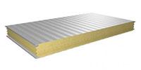 Стеновая сэндвич-панель с наполнителем из минеральной ваты