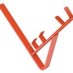 Адаптер снегозадерж. решетки для крепления на плоские кровли