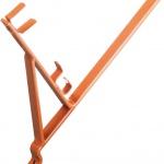 адаптер снігозатр. решітки для кріплення на металочерепицю