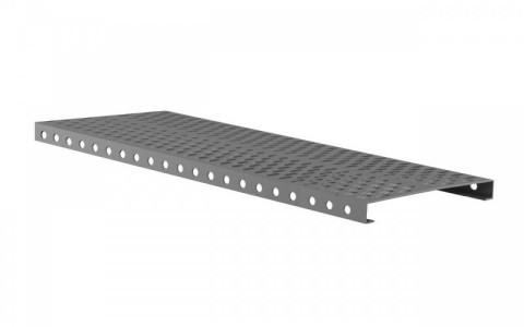 Перехідні містки для монтажу на фальцевой покрівлі - платформа
